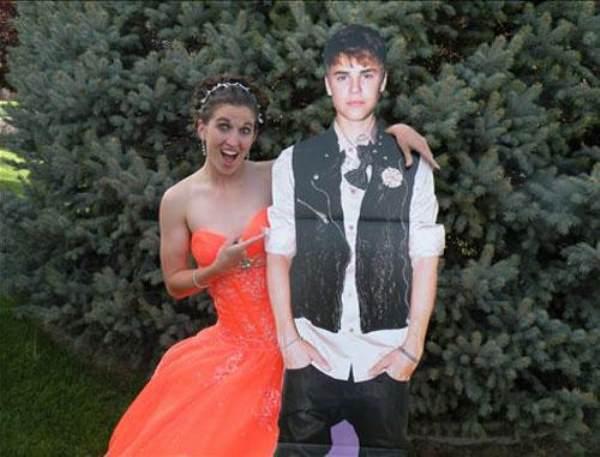 Justin Bieber Prom
