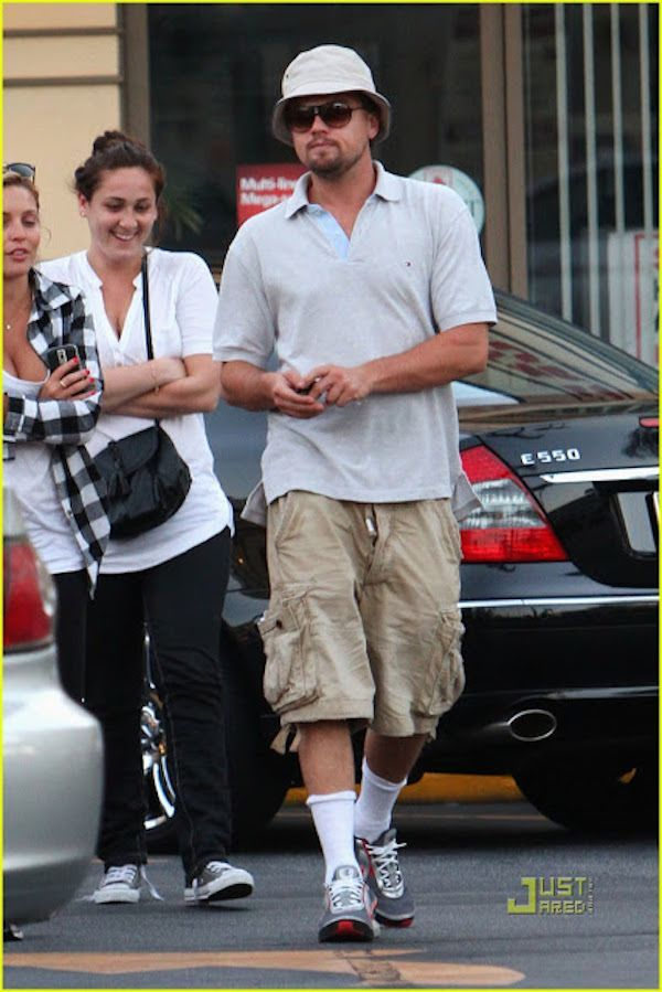 Leo DiCaprio's Terrible Outfit