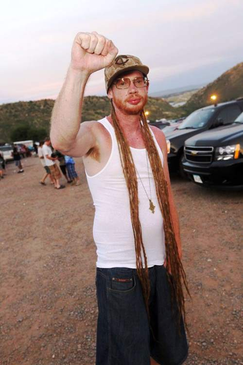 Power To White People With Dreads