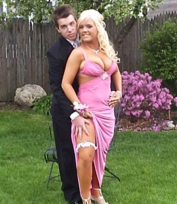Prom Photo Fail