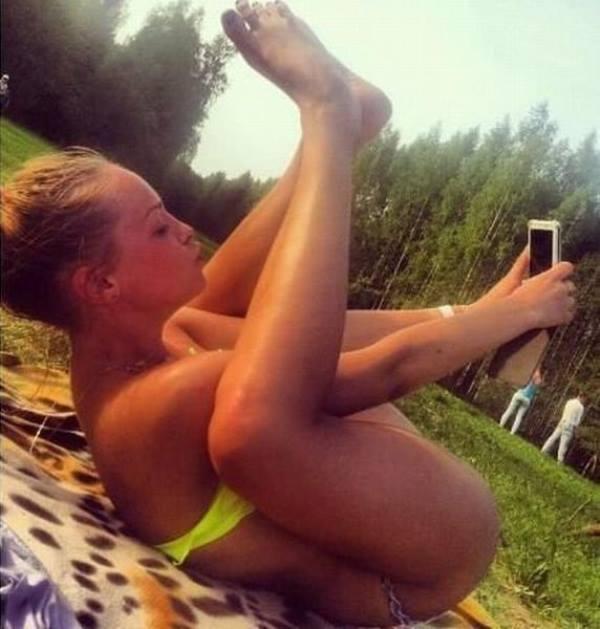 Sexy Selfie Fail