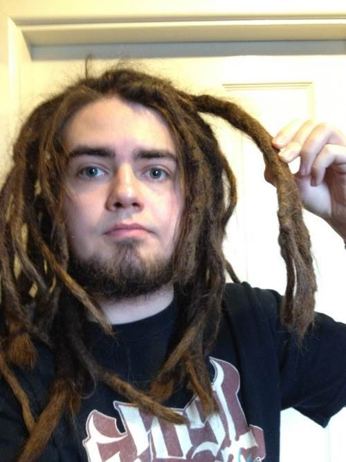 Stoner With Dreads