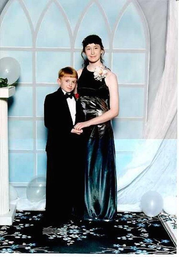 Tiny Prom Date
