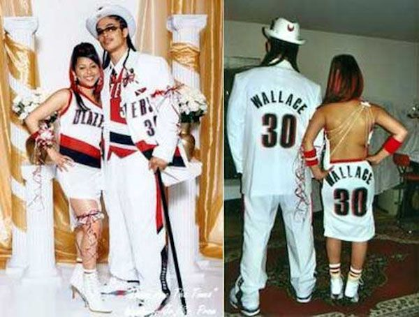 Wallace Prom Outfit