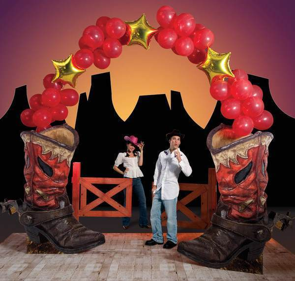 Western Themed Prom