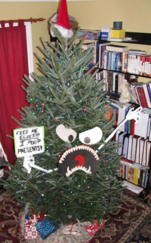 Best Christmas Tree Ever