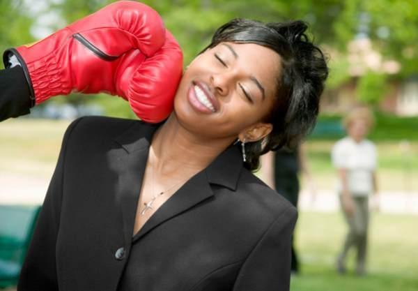 Boxing Massage