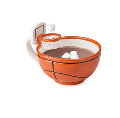 Basketball mug gift idea
