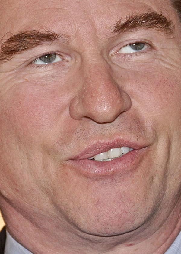 Close Up Of Val Kilmer