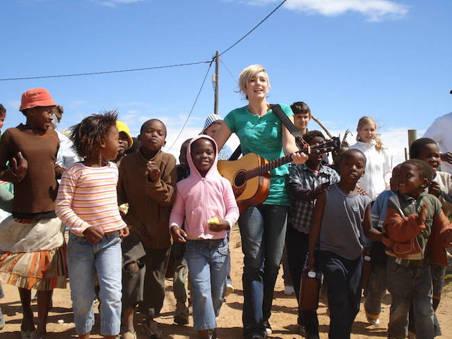 Peace Corps Volunteer