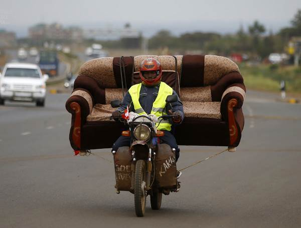 Couch Transportation