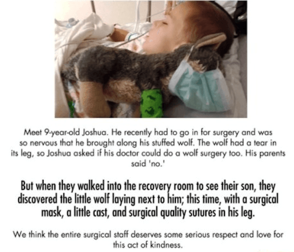 Double Surgery