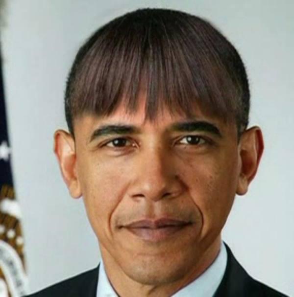 Emo Barack Obama