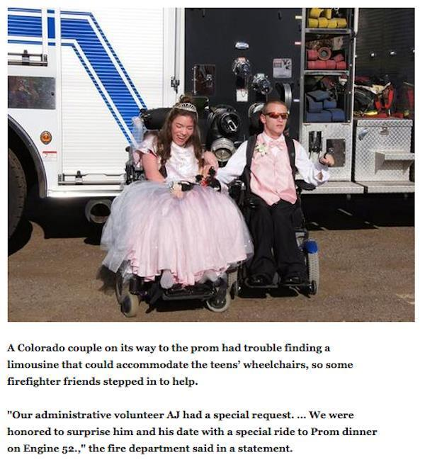 Faith In Humanity Restored Prom