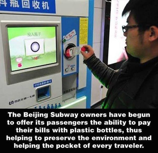 Faith In Humanity Restored Beijing Subways