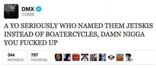Funny Tweets DMX