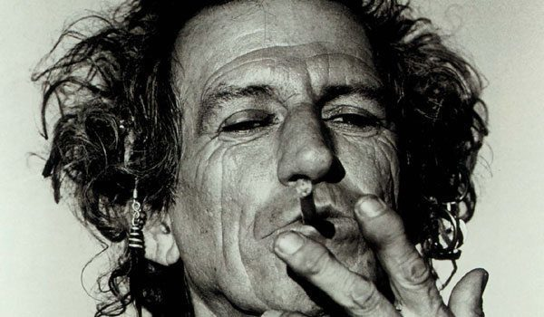 Keith Richards New Year's Resolution