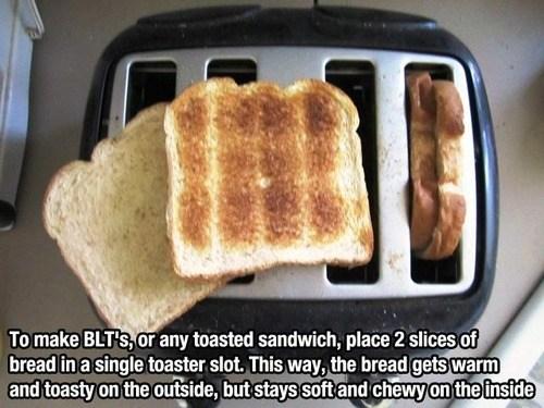 Life Hacks Toaster