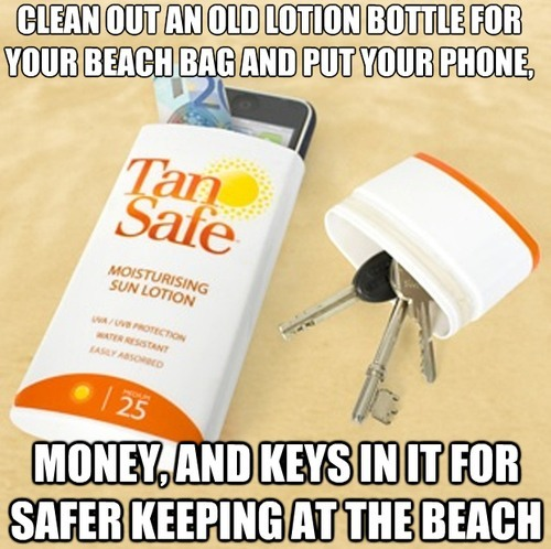 Life Hack Sunscreen