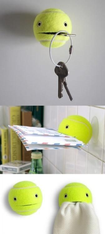 Life Hacks Tennis Ball