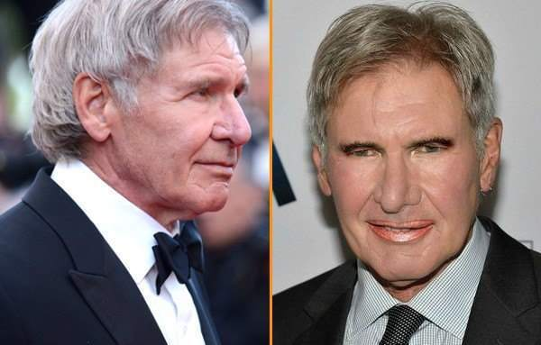 Male Celebs Without Makeup