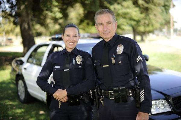 Be A Cop