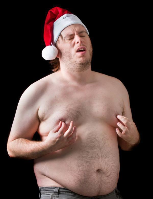 Rubbing Nipples