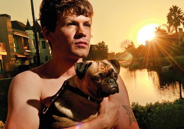 Hot Guy With A Pug