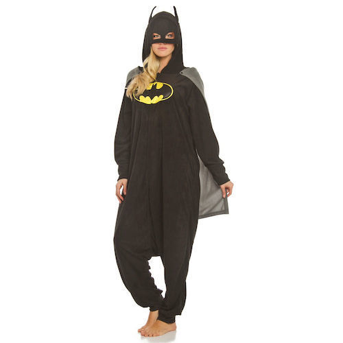 Batman One-Piece Pajama