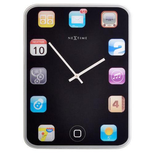 skymall-ipad-wall-clock