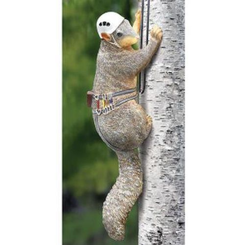 Squirrel Tree Climber Sculpture
