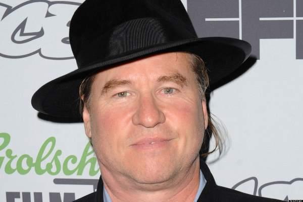 Val Kilmer Hat