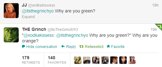 Why Are You Green?