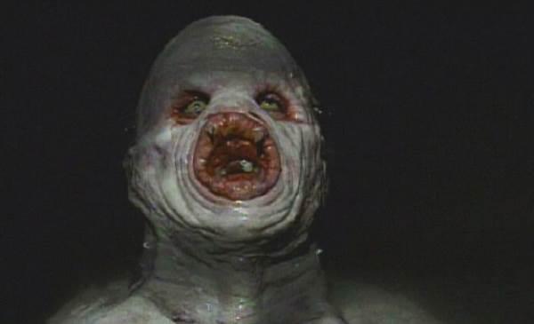 X-Files Monster