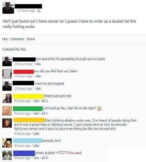 CringePics Cancer