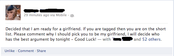 CringePics Ready For A Girlfriend