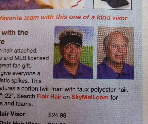 Hilarious Skymall Products