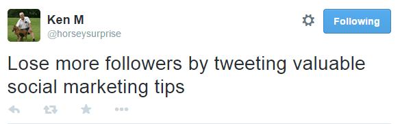Ken M Valuable Social Media Tips