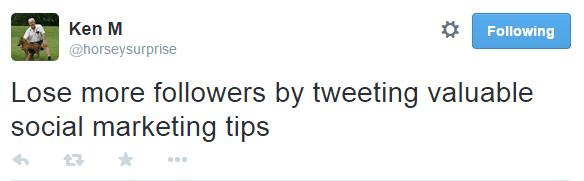 Ken M Valuable Social Media Tips