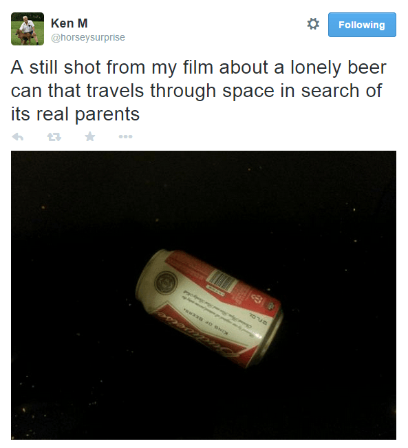 Lonely Beer Can
