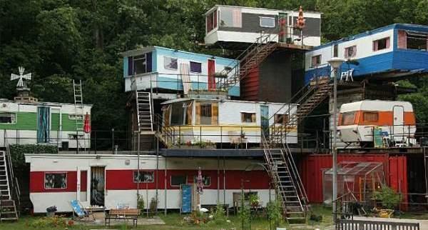Redneck Genius Mansion