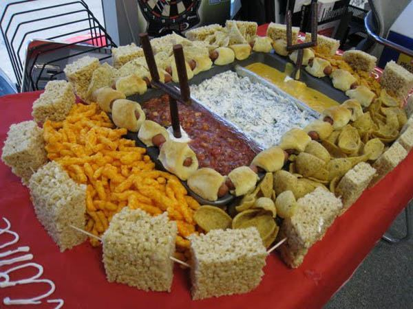 Super Bowl Snacks Dip