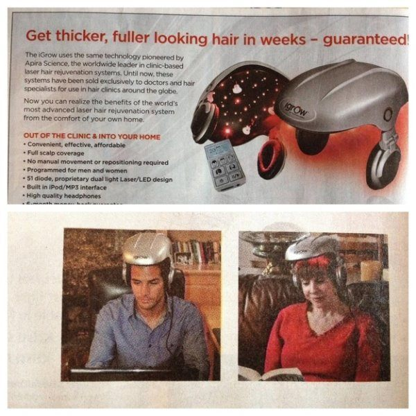 Terrible Skymall Products