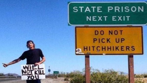 Hitchhiker Murder