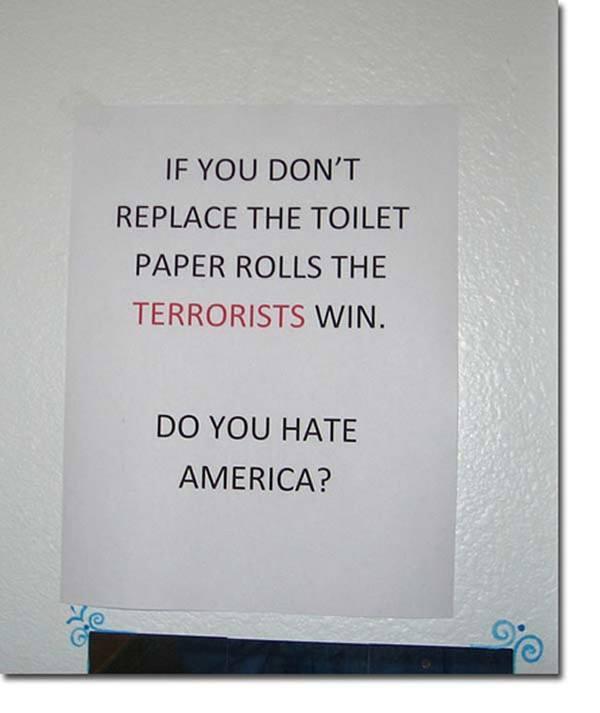 Toilet Terror
