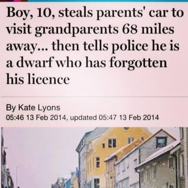 Dwarf Driver