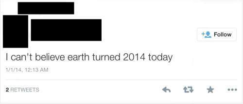 Earth Turned 2014