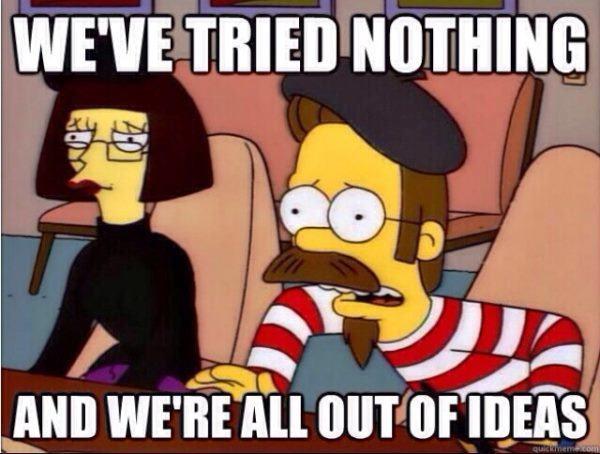 Ned Flanders Parents