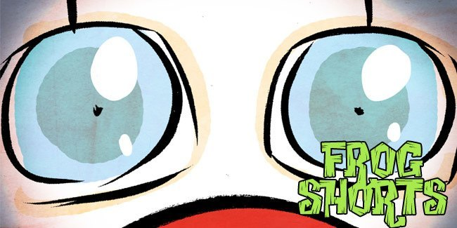 Frog Shorts Clowns In Space Preview