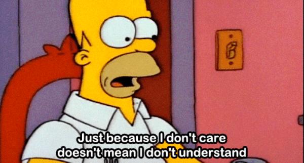 Hilarious Homer Simpson